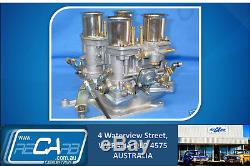 Twin 48 WEBER IDF Carburetor Kit NEW suit V8 Rod/Race, Group C
