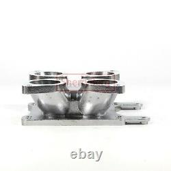 Twin IDF WEBER TO 4BBL HOLLEY CARBURETTOR ADAPTER CARBY Holden 253-308 Ford 351