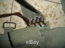 US Delta Force Navy Seals Idf 1977 Ephod Vest with Laces. Zahal Made in Israel