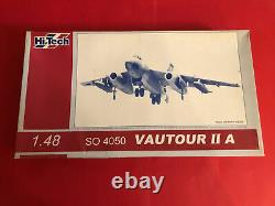 VINTAGE Hi-Tech HT 008, 148 scale, SO 4050 Vautour II A, ISRAEL IDF