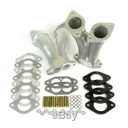 VW Air-Cooled Engine T1 Inlet/Intake manifold kit Weber 44 IDF & Dellorto DRL