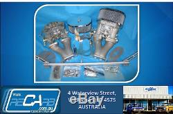 VW Kombi type 2 & 4 GENUINE Twin 36 WEBER IDF Carburettor Conversion Kit