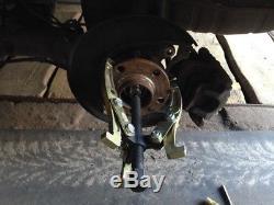 VW MK4 Golf, Jetta / Audi A3 Rear Drop / Camber Plates (2 degres)