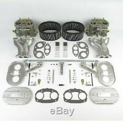 VW Type 1 twin Genuine Weber IDF 40 Carburettor kit Air cooled CB-Performance