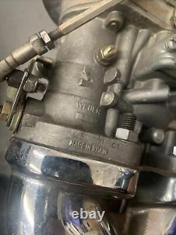 VW weber carburetor 44idf With Manifold and linkage linkage