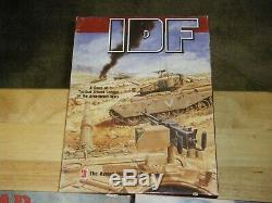 Victory Games 5th Fleet RARE & 2 Avalon Hill's Games-War & Peace & IDF