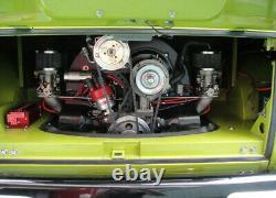 Vintage Speed Type 1 Air Conditioner Compressor Bracket Sanden 196877 Bug Beetl