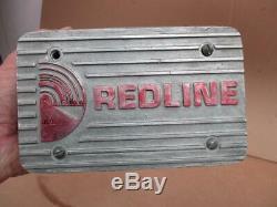Vintage VW Redline Aluminum Air Cleaner Weber Dellorto IDF 40 44