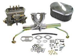 Volkswagen SINGLE 40IDF WEBER CARB KIT BEETLE, KARMANN GHIA, KOMBI TYPE1 ENGINE