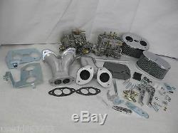 Volkswagen Vw 44 Idf Dual Port Twin 44 Idf Econ Kit K1319 Econ New Carbs
