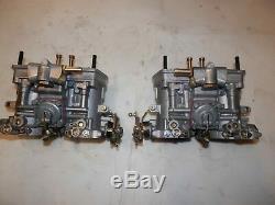 Vw 1776 Weber 40 Idf 68/69 Carburetors