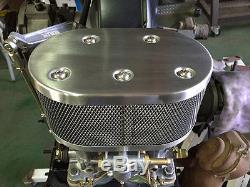 Vw Vintage Speed Classic Mesh Air Cleaners Weber Idf Dellorto Drla Empi Hpmx