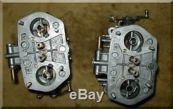 Vw Weber 36 Idf Carburetors