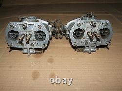 Weber 36 IDF 44/45 carburetor, Alfa 33, VW, Porsche