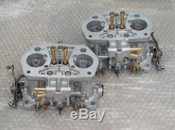 Weber 36 IDF Carburettors Genuine Italian Alfa Sud Sprint Veloce 1351 / 1490 VW