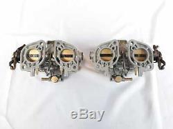 Weber 36 Idf Twin Carburetors Vergaser Vw Beetle Camper Porsche 356 912 Alfa