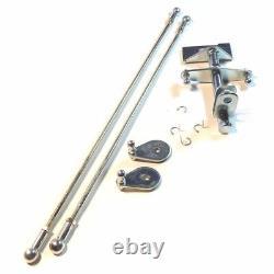 Weber 40/44/48 IDF Carburetor Throttle linkage kit VW Beetle T1 Standard cooling