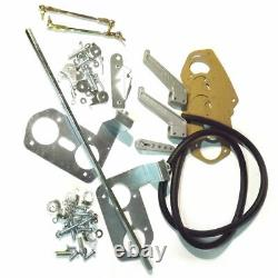Weber 40/44/48 IDF carburetor Hex Bar Offset Manifold linkage VW Beetle T1 T4