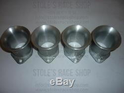 Weber 40 DCOE DCOM IDF Dellorto 40 DHLA DRLA Solex 40 ADDHE alloy trumpets