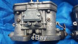 Weber 40 IDF 70 VW Redline carburetors