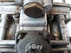 Weber 40 Idf 13-15 Twin Carburetors Vergaser Ford Fiat 124 131 Abarth Twin Cam