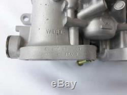 Weber 40 Idf 82-83 Twin Carburetors Vergaser Vw Beetle Camper Porsche 356 Alfa
