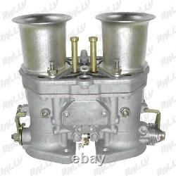 Weber 40 Idf Carburetor 2 Barrel Fits For Volkswagen Beetle Fiat Racing (1432)