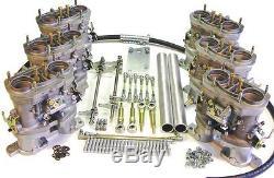 Weber 40 Idf Carburettor Kit Classic Jaguar E-type/xj12/xjs 5.3l (pre-he)