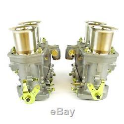 Weber 44 Idf Carburettors Vw Aircooled Beetle/camper/bus/fiat Twincam