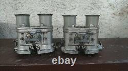 Weber 48 Idf 1/2 Twin Carburetors Fiat 131 124 Abarth Rally Mirafiori Ford Rare