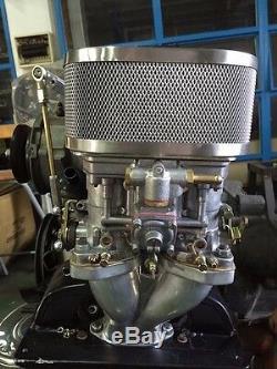 Weber Air Filter IDF Carburetor 90 Vented VW Beetle Bus KG Porsche Knecht Style