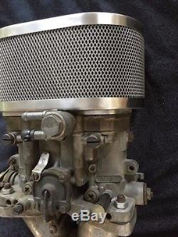Weber Air Filter IDF Carburetor VW Beetle Bus KG Porsche Carrera Knecht Style