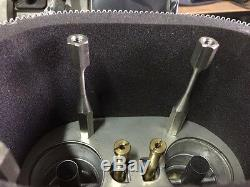 Weber Air Filter IDF Carburetor Vented VW Beetle Bus KG Porsche Knecht Style
