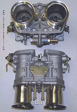 Weber Carburetor Kit VW Bug & Type 1 Dual 48 IDF Weber tuned for VW air cooled