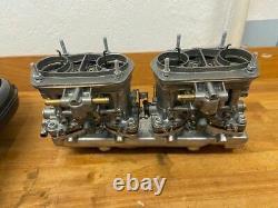 Weber Doppelvergaser 40 IDF 13+15