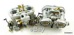 Weber Genuine 36 Idf Pair Carbs/ Carburettors Alfa Sud Sprint Veloce 1351/1490