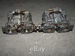 Weber IDF 36, alfa, VW, porsche, boxer engines