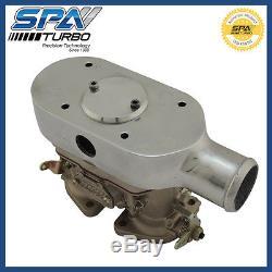Weber IDF carburetor Plenum power cap 2 Left SPA Turbo #PRCJR08