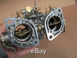 Weber IDF style Carburetor NEW VW Bug Bus