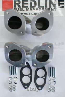 Weber Intake Manifold Set fits VW Bug & Type 1 Dual Port to Install 40IDF 44IDF