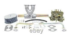Weber Single 44 IDF Type 1 Carb Kit withAir Cleaner 43-7316-0