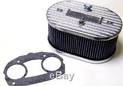 Weber/dellorto Idf/drla Twin Carbs Air Filter Kit Cb Performance