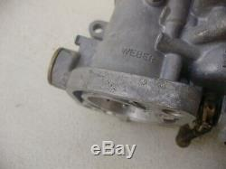 Weber idf 40 1 piece NEW OLD STOCK MADE IN ITALY ORIGINAL