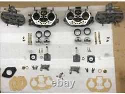 Weber idf 40 new gasket set, like new condition for Fiat 124 131 abarth