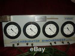 Weber idf dcoe dcnf dellorto DHLA drla solex tool carburator synchronizer old