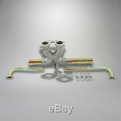 1971-1979 Vw Ghia T2 Coccinelle / Super Single Collecteur D'admission De Carburateur Hpmx Ou Idf 317100