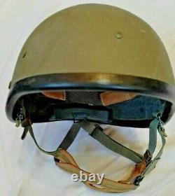 1989 Israël Zahal Idf Army Battlefield Casque Chapeau Taille B
