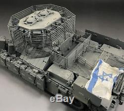 1/35 Construit Hobbyboss 83870 Idf Apc Modèle Nagmachon Doghouse II