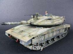 1/35 Fdi A Construit Merkava Mk. IV Construit 1/35