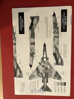 1/48 Hasegawa Rf-4e Phantom II Fdi 09685